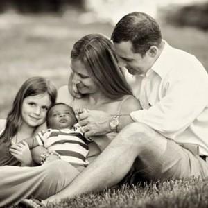 adoptive couple