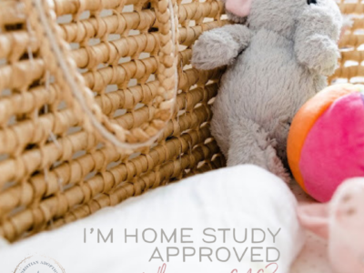 I'M ALREADY HOME STUDY READY: WHY USE CAC?
