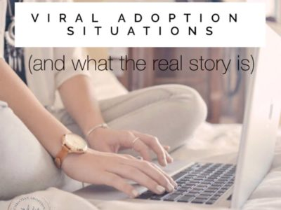 Viral Adoption Situations (and what the real story is)