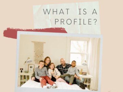 What is a profile?